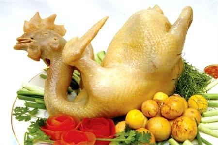 Thịt gà chứa nhiều protein