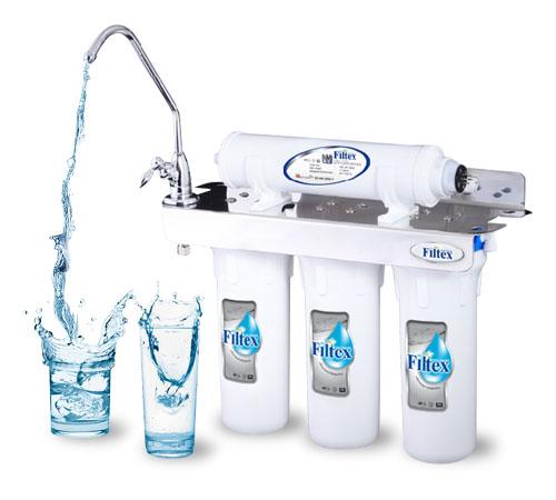 Một loại máy lọc nước Thái Lan FT229 dùng tia cực tím