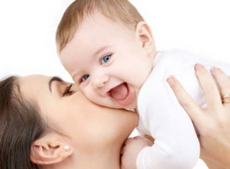 Khi có con rồi sẽ thấy đứa con là tất cả mọi thứ trên đời.