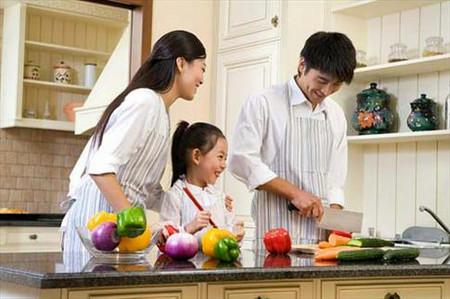 Vào bếp giúp bạn giải tỏa căng thẳng hữu hiệu.