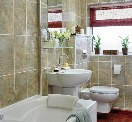 Vị trí của phòng tắm được khoa phong thủy coi trọng.