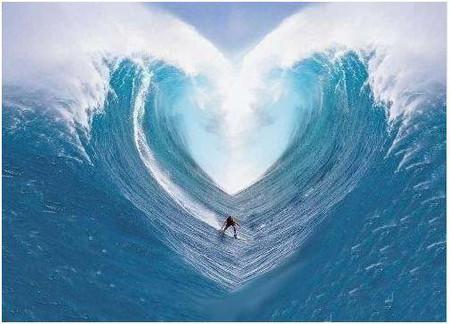 Tôi loay hoay giữa những đợt sóng tình yêu do chính mình tạo ra
