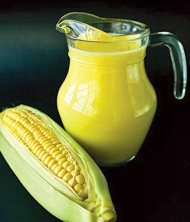 Sữa bắp rất tốt cho sức khoẻ.