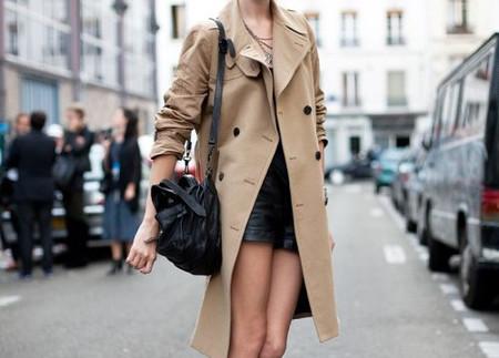 2. Trench coat 3