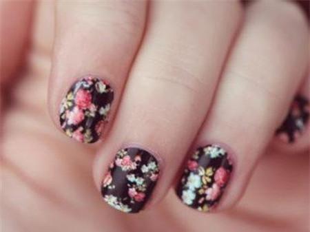 Những kiểu nail độc đáo và nữ tính cho bạn - Làm Đẹp - Bí quyết làm đẹp - Cách làm đẹp