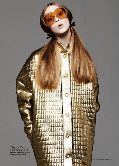 5. Cocoon coat 1