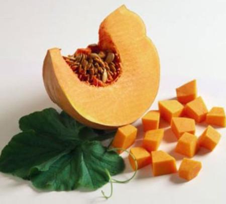 Bí ngô là loại quả có khả năng phòng ngừa tim mạch và ung thư.