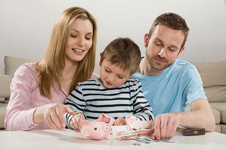 Hãy dạy con bạn cách tiết kiệm.