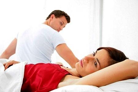 Thuốc tránh thai có thể gây ra những vấn đề về tình dục.