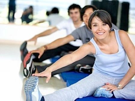 Tập thể dục thường xuyên giúp bạn ngăn ngừa bệnh ung thư.