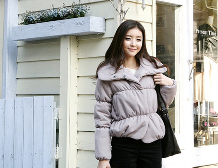 Lựa áo khoác thật phù hợp với dáng người