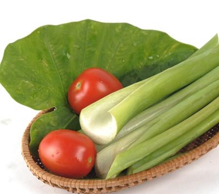 Canh chua bạc hà mối liên hệ mật thiết với tình trạng tăng acid uric trong máu.