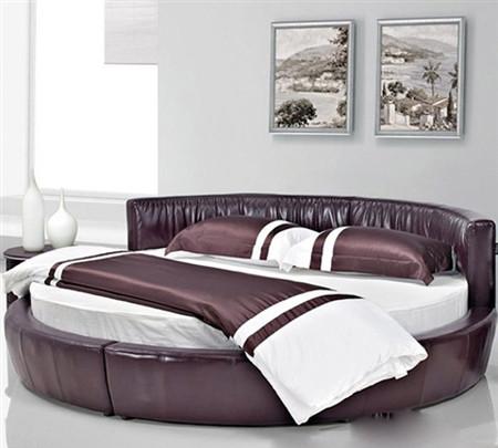 Phòng ngủ hoặc gường ngủ hình tròn gây khó ngủ  1