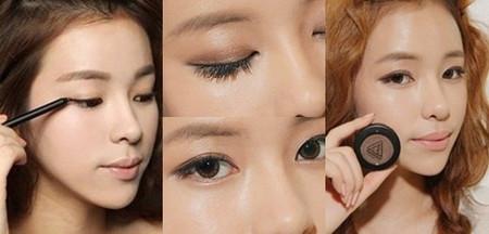 Cách trang điểm mắt màu sô-cô-la 1