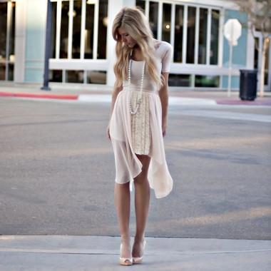 4- Với váy dự tiệc 2