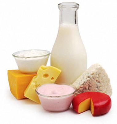 Bơ sữa làm giảm sút khả năng sinh sản.