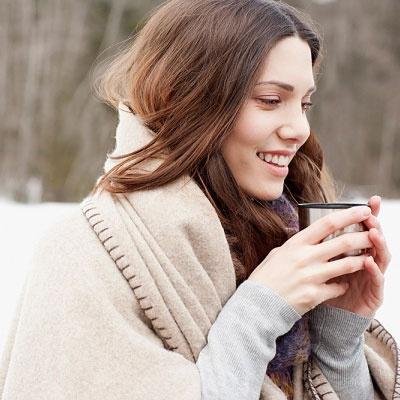 Ngăn ngừa bệnh cảm lạnh.