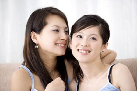 Chị muốn chị em mình sẽ sống với nhau thật tốt và chân thành.