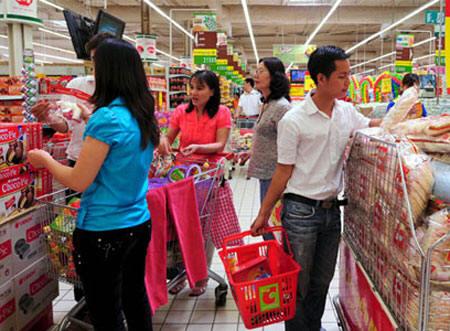 Nên chọn thực phẩm ở kênh mua sắm an toàn.