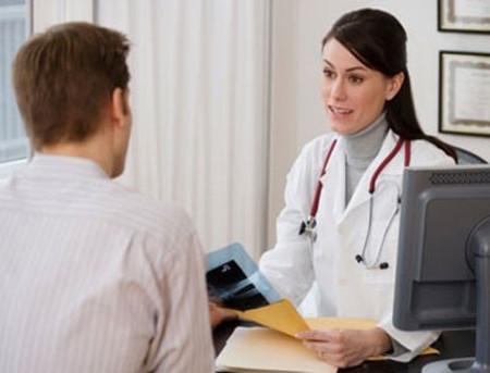 Duy trì khám sức khỏe hàng năm và không được bỏ sót xét nghiệm PSA.