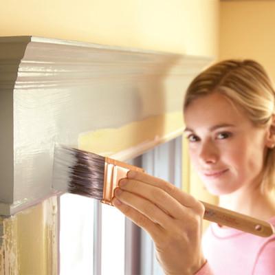 Chất nguy hại nhất trong sơn là hợp chất hữu cơ dễ bay hơi (VOC).