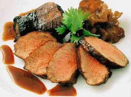Thịt cừu giúp bổ sung nhiều dưỡng chất và bổ máu.