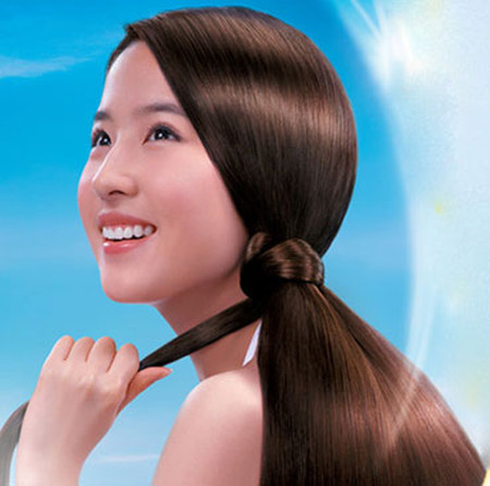 Bổ sung vitamin cho mái tóc đẹp 1