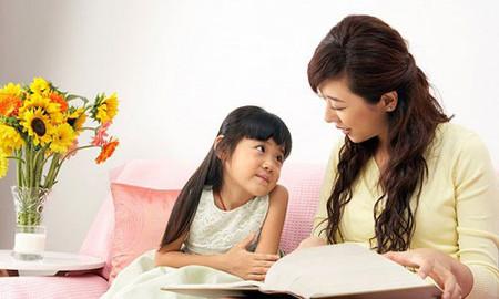Hãy dạy bé hiểu và đồng ý với giới hạn bạn đề ra.