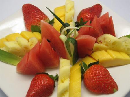 Hoa quả tươi là nguồn cung cấp vitamin và là chất chống ôxy hóa tuyệt vời nhất.