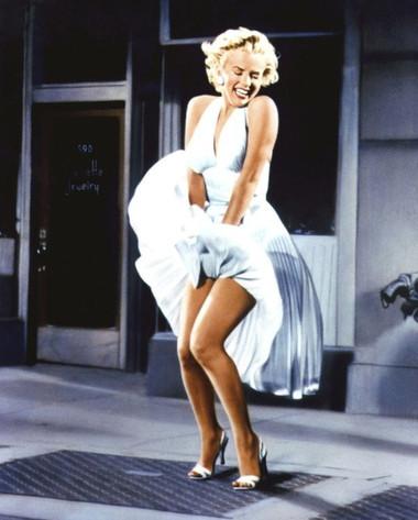 1. Marilyn Monroe (Seven year itch) 1