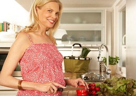 Bữa sáng có vai trò rất quan trọng đối với bà bầu trong suốt thời gian mang thai.