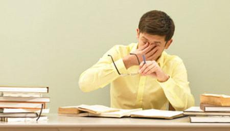 Những triệu chứng cho thấy bạn cần nghỉ ngơi.