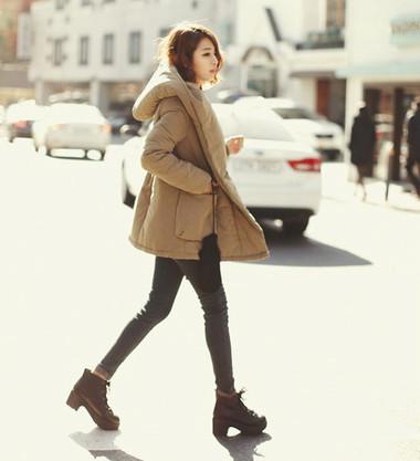 Phối cùng skinny jeans 4