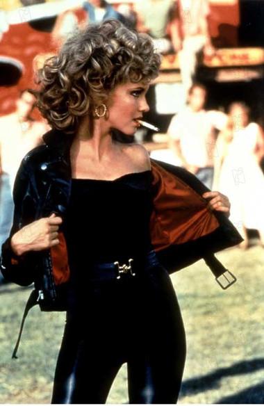 7. Olivia Newton (Grease) 1