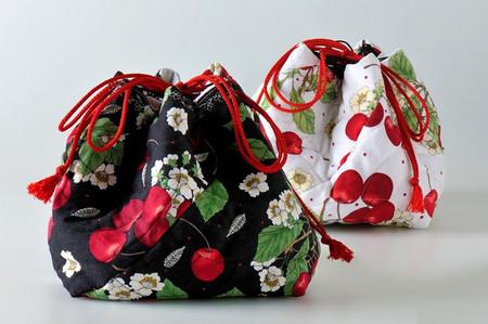 Túi xách xinh xắn theo phong cách Nhật Bản