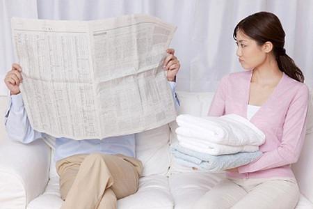 Anh ấy không muốn nói chuyện với vợ vì chê vợ thiếu hiểu biết