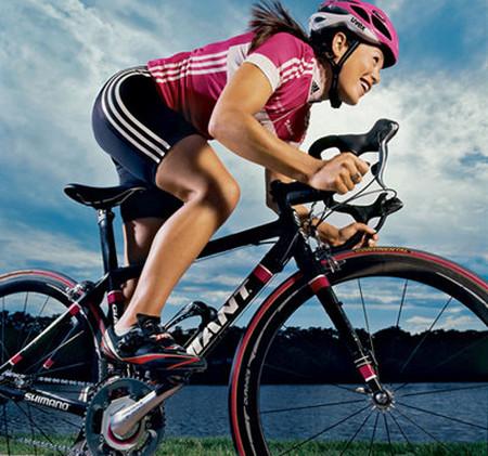 Đạp xe giúp tăng khả năng chịu đựng 1