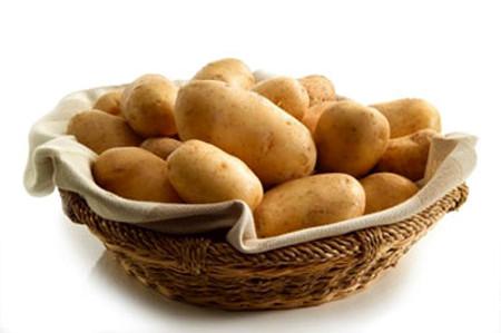 Khoai tây bình thường chứa nhiều tinh bột và chất dinh dưỡng có lợi cho cơ thể.