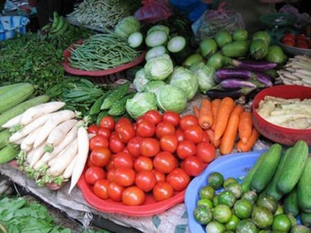 Những loại rau củ được loại ra bởi mẫu mã và chất lượng kém được tìm mua khá nhiều.
