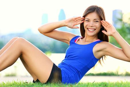 Tập thể dục mỗi ngày sẽ có lợi cho sức khỏe tim mạch.