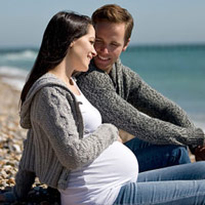 Hãy để mẹ bầu luôn được tươi cười trong suốt 9 tháng bầu bì.