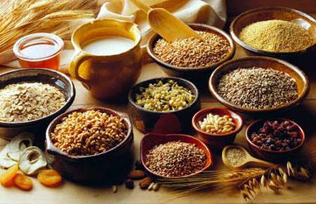3. Ăn bột yến mạch, ngũ cốc, khoai lang để giảm trầm cảm 1