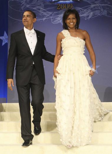 10 chiếc váy ấn tượng của đệ nhất phu nhân Mỹ - Michele Obama 5