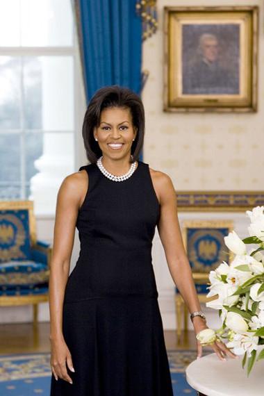 10 chiếc váy ấn tượng của đệ nhất phu nhân Mỹ - Michele Obama 7