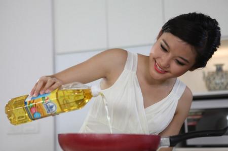 Dùng dầu ăn theo cách thông thái