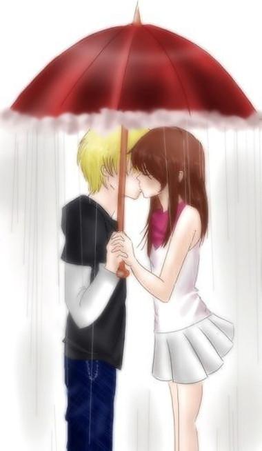 Nụ hôn của anh vẫn như xưa, chỉ có anh là khác.