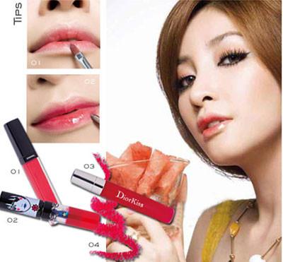 7. Chăm sóc đôi môi 1