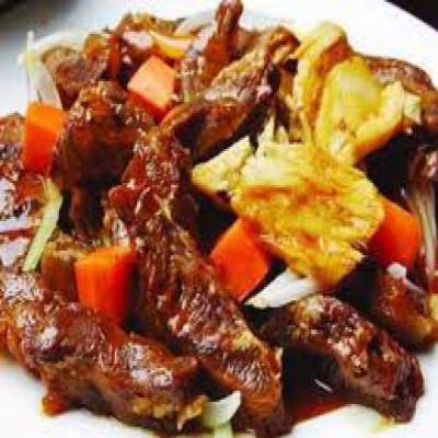 thịt bò kho quế - món ăn tết độc đáo