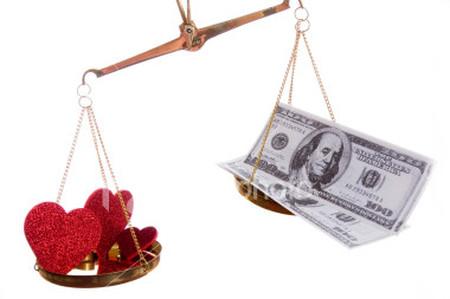 Đừng để đồng tiền làm mất đi giá trị tình cảm - Gia Đình - Tình Yêu - Cẩm nang sống