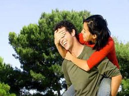 Anh nhớ những giây phút chúng mình vui vẻ bên nhau.